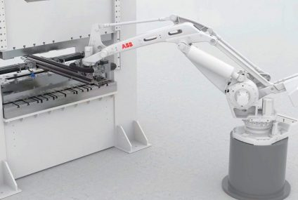 IRB 760PT ABB – Fast and Flexible Robot Press for Automotive