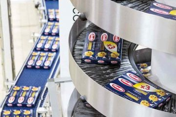 Barilla's Factory Pasta Process Production and Partnership with Bühler Group