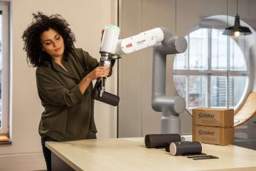 The Expansion of Automation with the Next Generation of Cobots by ABB