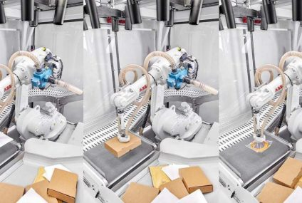 AI enabled robotics solutions for global growth e-commerce demand