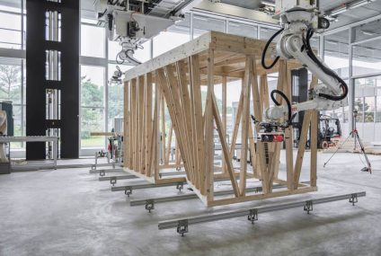 ABB Robot and Automation in Construction Industry