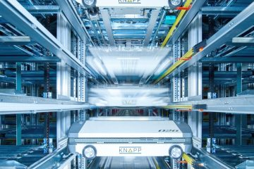 KNAPP and Woolworths Automation Technology: A new Fulfillment Center