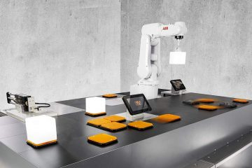 B&R ACOPOS 6D: Innovation in Production with the Magnetic Levitation